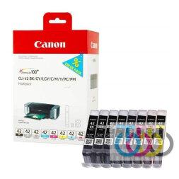 Комплект картриджей Canon CLI-42 8inks Multi Pack, Canon PIXMA PRO-100, Canon PIXMA PRO-100S