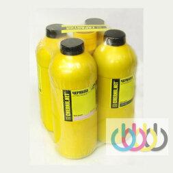 Комплект чернил сублимационные для Epson L110, L210, L355, L300, L565 (TIM-A,C,M,Y) 1000 gr x 4