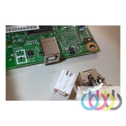 Замена USB-разъема в принтере или МФУ HP, Canon