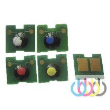Комплект универсальных чипов для картриджей Hp, Canon, BK, M, C, Y