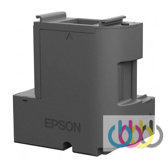 Емкость для отработанных чернил C13T04D100 для принтеров серии Epson L6160, Epson L6170, Epson L6190, Epson M1140, Epson M1170, Epson M1180, Epson M2140, Epson M2170, Epson M3140, Epson M3170, Epson M3180, Epson L14150