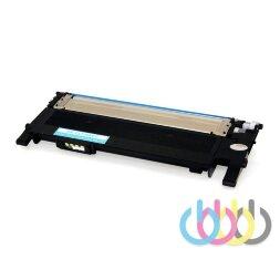 Совместимый Картридж Samsung CLT-C406S, CLP-360, CLP-365, SL-C410, CLX-3300, CLX-3305, SL-C460