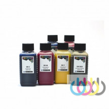 Шестицветный комплект сублимационных чернил OCP Stella DX для Epson L800, L805, 100x6