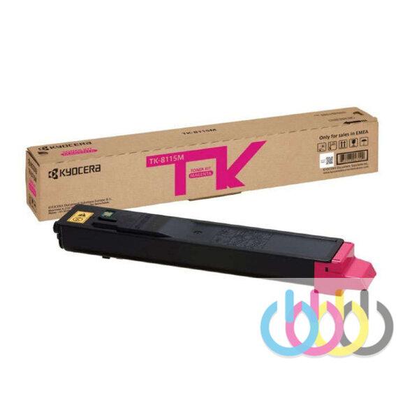 Тонер-картридж Kyocera TK-8115M, Kyocera ECOSYS M8124cidn, Kyocera ECOSYS M8130cidn