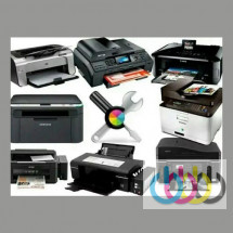 Прайс по ремонту принтеров