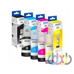 Комплект оригинальных чернил Epson 101, L4150, L4160, L4167, L6160, L6170, L6190