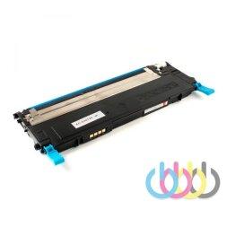 Совместимый Картридж Samsung CLT-C407S, Samsung CLP-320N, CLP-325N, CLX-3185N