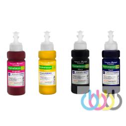 Комплект чернил Revcol Сублимационных для Epson L110, L132, L210, L355, L300, L565