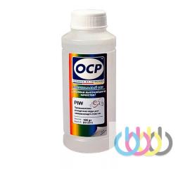Промышленно очищенная вода OCP PIW для финишной промывки картриджей, 100 г