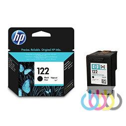 Картридж HP 122 Black, DeskJet 1000, 1050, 1050A, 1510, 2000, 2050, 2050A, 2050se, 2054A, 3000, 3050, 3050A