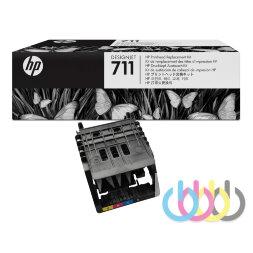 Комплект для замены печатающей головки 711 DesignJet T120, T520, C1Q10A
