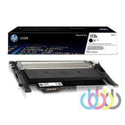 Картридж HP W2070A (№117A) Черный (Black), HP Color Laser 150a, HP Color Laser 150nw, HP Color Laser 179fnw, HP Color Laser 178nw