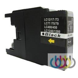 Совместимый Картридж Brother LC1240 Black, LC1280, MFC-J430W, 625DW, 825DW, 6510DW, 6710DW, 6910DW