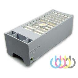 Емкость для отработанных чернил (поглотитель чернил, абсорбер, памперс) с чипом в корпусе Epson Stylus PRO 11880 , 4000, 4800, 4880, 7800, 9880, 7880, 9450