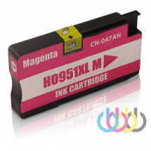 Совместимый Картридж HP 951XL, Magenta, Hp OfficejetPro 251, 276, 8100, 8610, 8615, 8660