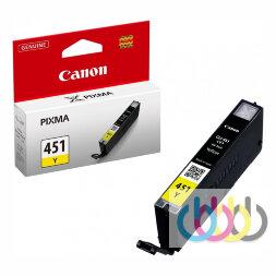 Картридж Canon CLI-451Y, Canon PIXMA MG7140, Canon PIXMA iX6840, Canon PIXMA IP8740, Canon PIXMA MX924, Canon PIXMA MG6440, Canon PIXMA MG5440, Canon PIXMA MG6340, Canon PIXMA MG5540, Canon PIXMA iP7240
