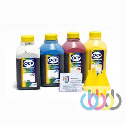 Комплект чернил OCP (BKP/СP/MP/YP 225) для картриджей HP №934/935, 500г x 4