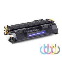 Совместимый Картридж HP CE505A, 05A, CF280A, Canon 719, LaserJet P2035, P2055, M401dn, M425dw, M401n