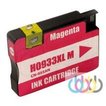 Совместимый Картридж HP 933 XL, Magenta, Hp Officejet 6700, 6100, 6600, 7110, 7610, 7612