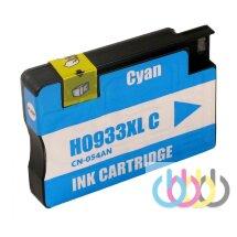 Совместимый Картридж HP 933 XL, Cyan, Hp Officejet 6700, 6100, 6600, 7110, 7610, 7612