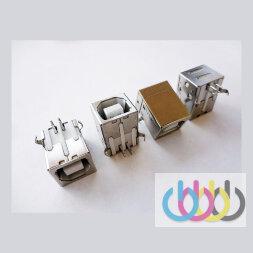 USB-разъема для принтера или МФУ, тип B угловая