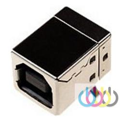USB-разъема для принтера или МФУ, тип B угловая, USBB-1J