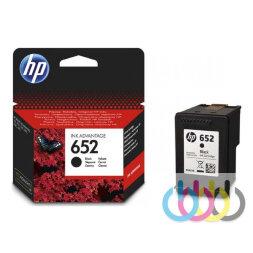 Картридж HP 652 Black, HP Dj Ink Advantage 4535, 4675,  3835, 1115, 2135, 2136, 3635, 3636, 5275, 5075, 3775, 3785,  3790, 3787, F6V25AE
