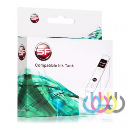 Совместимый Картридж Epson TO731, Stylus C79, CX3900, CX5900, CX6900, CX7300, CX8300, CX9300, T40W, TX200, Black