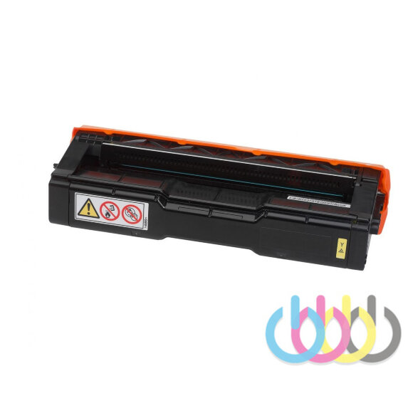 Тонер-картридж SPC220E (406055) для Ricoh Aficio SP C220 Yellow
