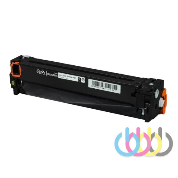 Совместимый Картридж CANON 731, HP CF210X, 131A, i-SENSYS LBP7100, LBP7110, MF8230, BLACK