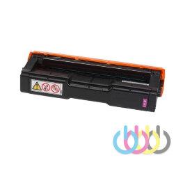 Тонер-картридж SPC220E (406054) для Ricoh Aficio SP C220 Magenta