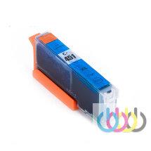 Совместимый Картридж CANON CLI-451 XL Cyan, Pixma MG5540, MG5440, MG5640, IP7240, MG6440, MX924, IX6840
