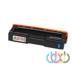 Тонер-картридж SPC220E (406053) для Ricoh Aficio SP C220 Cyan