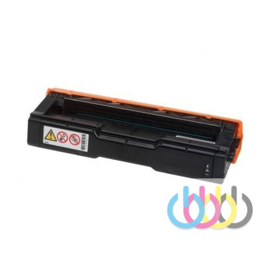 Тонер-картридж SPC220E (406052) для Ricoh Aficio SP C220 Black