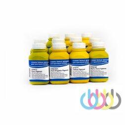 Комплект пигментных чернил IIMAK 279 11 цветов для Epson Ultrachrome HDR/HDX плоттеров с зелёным и оранжевым цветами 200г х 11