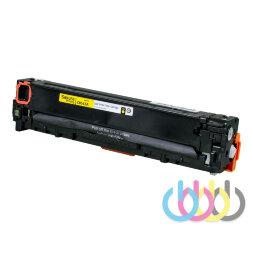 Совместимый Картридж HP CB542A, 125A, CANON 716, Hp Color LaserJet CP1215, CM1312, CP1515N, CP1518