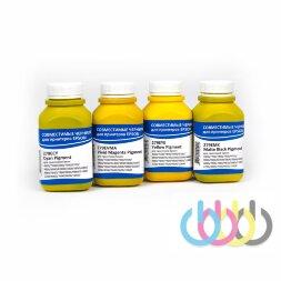 Комплект пигментных чернил IIMAK 279 4 цвета для Epson Ultrachrome плоттеров 1000г х 4