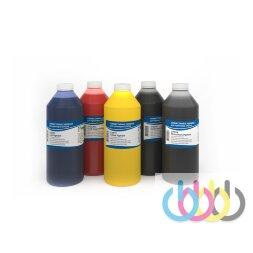 Комплект пигментных чернил IIMAK 279 5 цветов для Epson Ultrachrome K3 Vivid Magenta плоттеров 1000г х 5