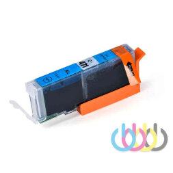 Совместимый Картридж Canon CLI-471 XL Cyan, Pixma MG5740, MG6840, MG7740, Pixma TS5040, Pixma TS6040, Pixma TS8040, Pixma TS9040