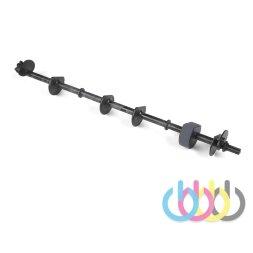 Ролик захвата на оси в сборе Epson Stylus Photo 1410, Stylus Photo 1500W, L1800, L1300, T1100, SC-P600