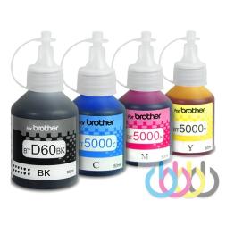 Комплект чернила Revcol для Brother DCP-T300, Brother DCP-T500W, Brother DCP-T700W, Brother MFC-T800W