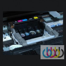 Инструкция по промывке печатающей головки HP, Canon