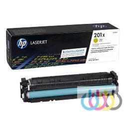 Картридж HP CF402X, 201x, HP Color LaserJet Pro M252dw, HP Color LaserJet Pro M252n, HP Color LaserJet Pro M277dw, HP Color LaserJet Pro M277n, HP Color LaserJet Pro M274n