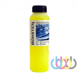 Промывочная жидкость PDK, Bursten, промывки печатающих головок от некачественных чернил, 1000г