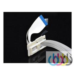 Шлейф печатающей головки для принтера Epson M100, M105, M200, M205, 1594289, 1799886, 5В, 21 контактный