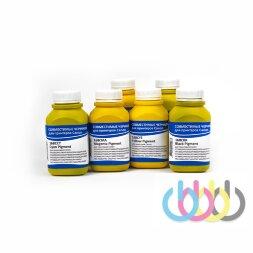 Комплект пигментных чернил IIMAK 168 6 цветов для Canon imagePROGRAF с картриджами PFI-101, PFI-103, PFI-105, PFI-106, PFI-301, PFI-302, PFI-304, PFI-306, PFI-701, PFI-702, PFI-704, PFI-706, 200г х 6