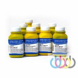 Комплект пигментных чернил IIMAK 168 8 цветов для Canon imagePROGRAF с картриджами PFI-101, PFI-103, PFI-105, PFI-106, PFI-301, PFI-302, PFI-304, PFI-306, PFI-701, PFI-702, PFI-704, PFI-706, 200г х 8