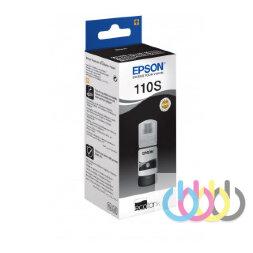Чернила Epson 110 S, M1100, M1120, M1140, M1170, M1180, M2140, M2170, M3140, M3170, M3180, Black