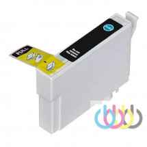 Совместимый Картридж Epson TO801, Stylus Photo P50, PX650, PX700, PX710, PX720, PX800, PX810, PX820