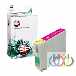 Совместимый Картридж Epson TO803, Stylus Photo P50, PX650, PX700, PX710, PX720, PX800, PX810, PX820